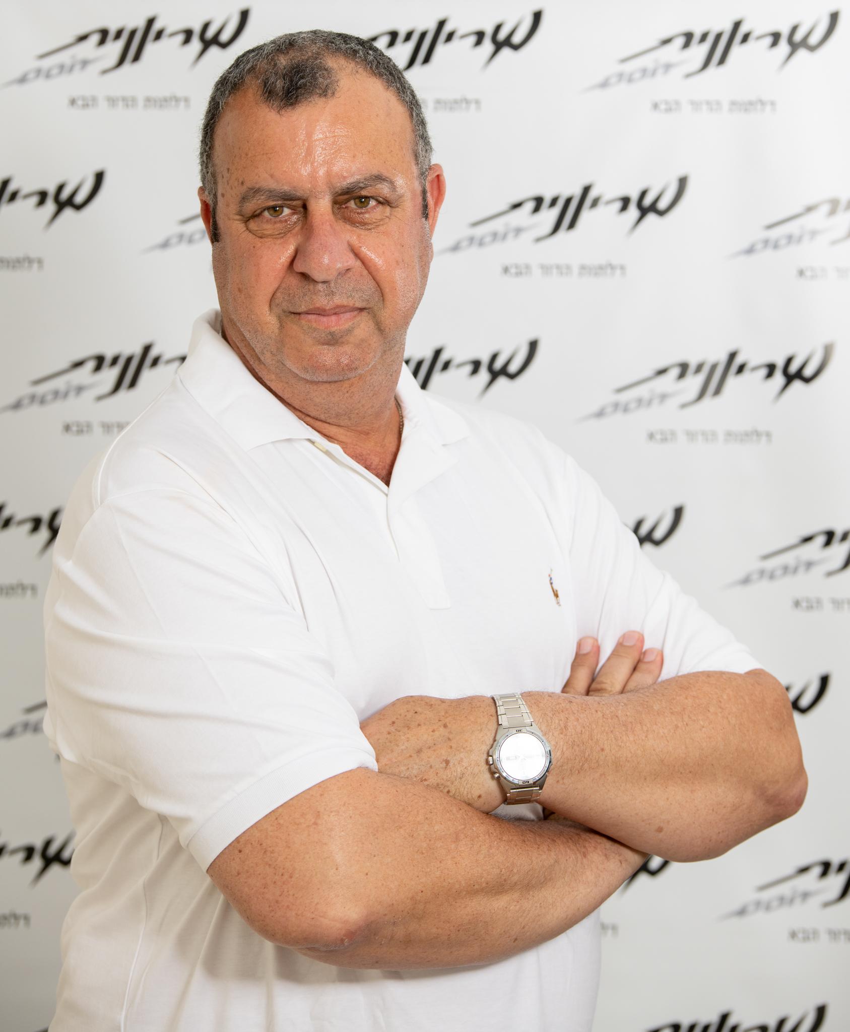 עופר אברהמי - מנהל סניף קרית גת שריונית חסם